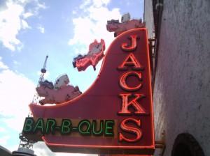 jacks bbq