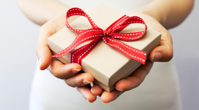 Day 28 – How To Give A Great Gift…